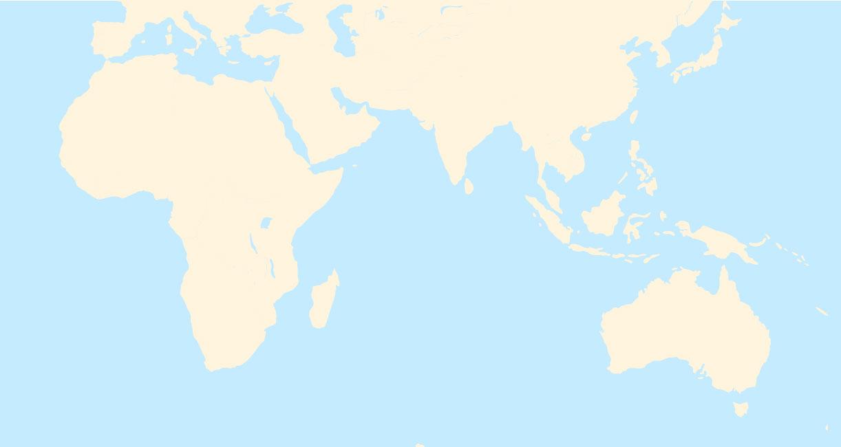 Australia India Map.Member States Indian Ocean Rim Association Iora