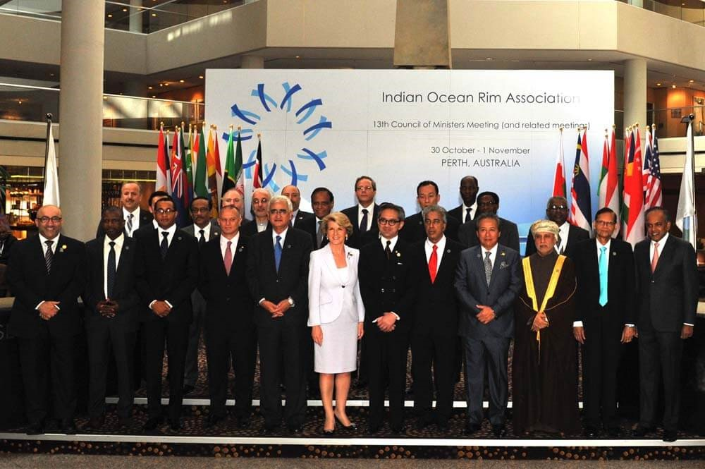 13th Meeting of the Council of Ministers (COM), Perth, Australia, 01 November 2013