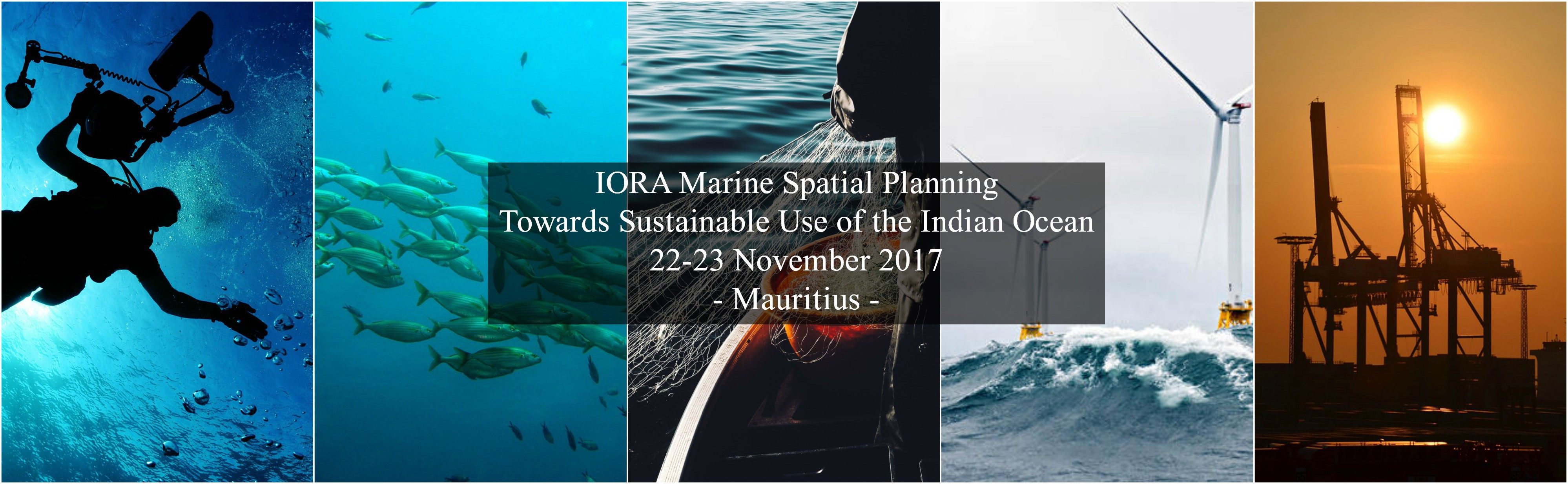 IORA Conference on Marine Spatial Planning