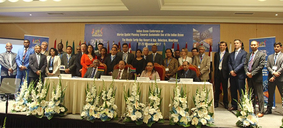 "IORA Indian Ocean Conference on ""Marine Spatial Planning - Towards Sustainable Use of the Indian Ocean"""