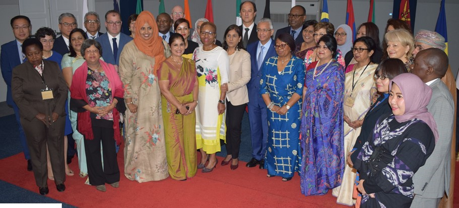 The first ever IORA Ministerial Conference on Women's Economic Empowerment