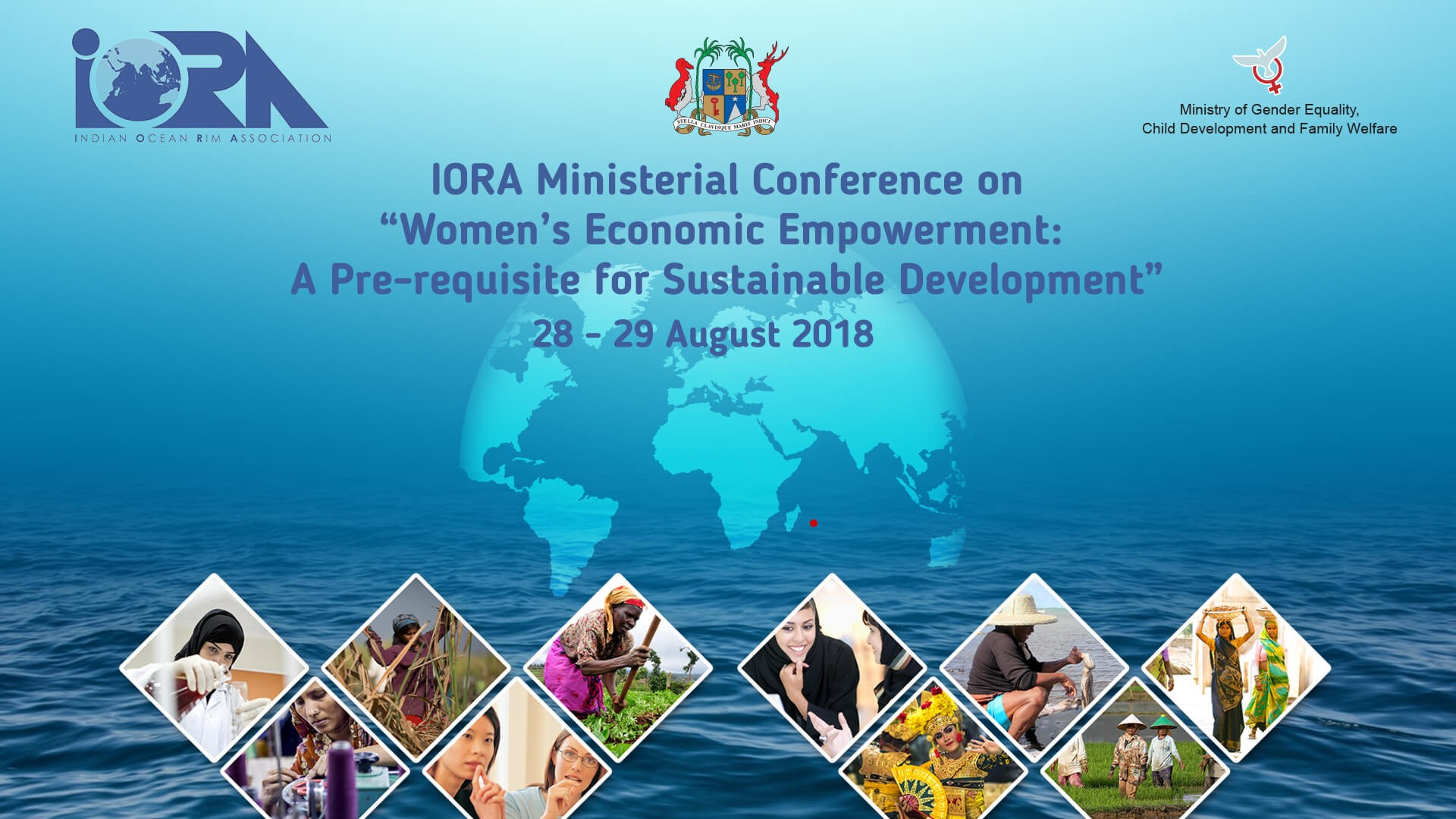 Ministerial Conference on Women's Economic Empowerment - A Pre-requisite for Sustainable Development