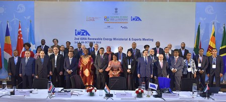 2nd IORA Renewable Energy Ministerial and Experts Meetings