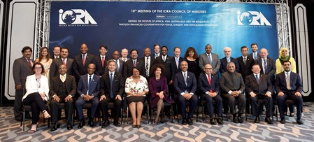 18th IORA Council of Ministers and related meetings