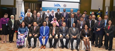 IORA Training on Sustainable Development for Ports and Shipping in the Indian Ocean for Maritime Connectivity