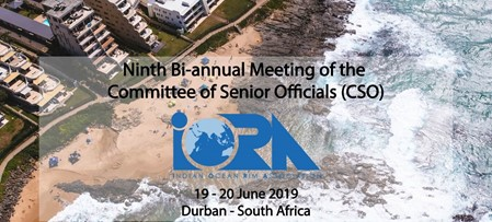 Ninth Bi-annual Meeting of the Committee of Senior Officials (CSO)