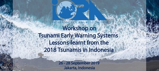 Upcoming: Lessons-learnt from the 2018 Tsunamis in Indonesia