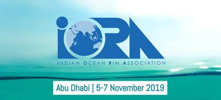 19th IORA Council of Ministers Meeting on 7 November 2019 in Abu Dhabi, United Arab Emirates