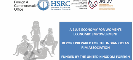 Report released: A Blue Economy for Women's Economic Empowerment