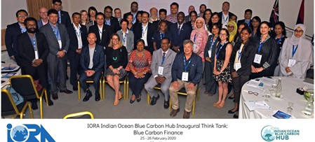 IORA Indian Ocean Blue Carbon Hub Inaugural Think Tank: Blue Carbon Finance
