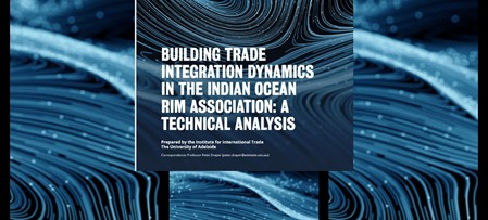 Report launch 23 June: Building Trade Integration Dynamics in the Indian Ocean Rim Association: A Technical Analysis