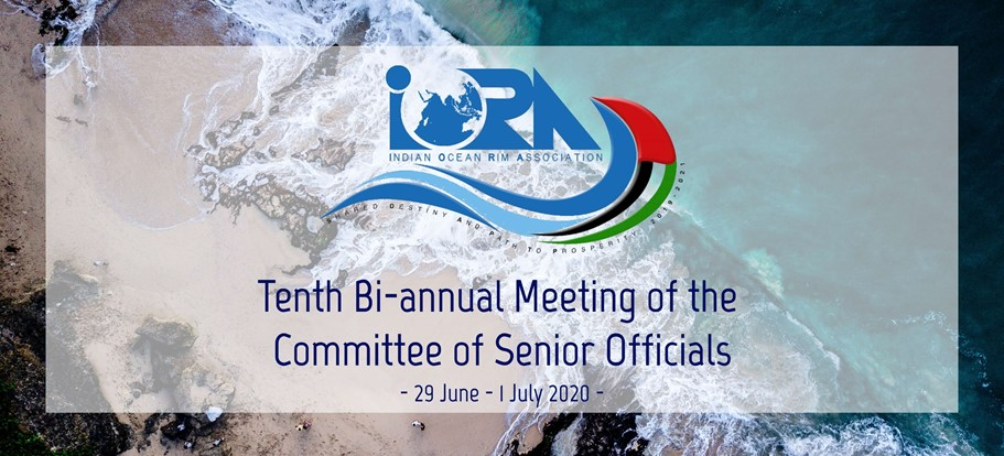 Tenth Bi-annual Meeting of the Committee of Senior Officials (CSO)