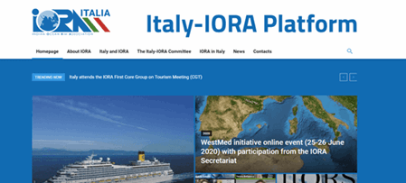 Italy-IORA Platform Launched