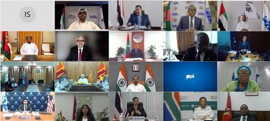 Official Press Release: 20th IORA Council of Ministers Meeting on 17 December 2020 held by the United Arab Emirates, virtually.