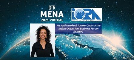 IORA features in Global Trade Review's MENA conference this week